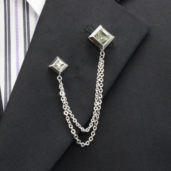 20 Other Styles Of BROOCH FOR MEN