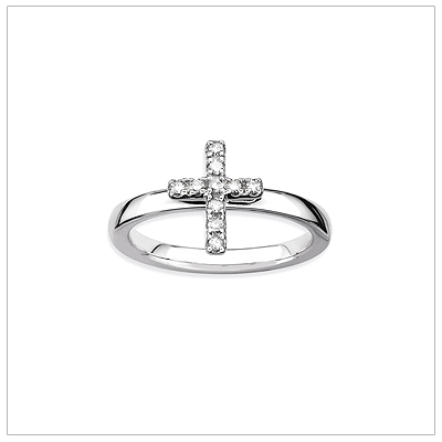 20 Other Styles Of Silver Cross Ring