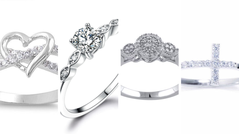 5 Guides to Sterling Silver Rings