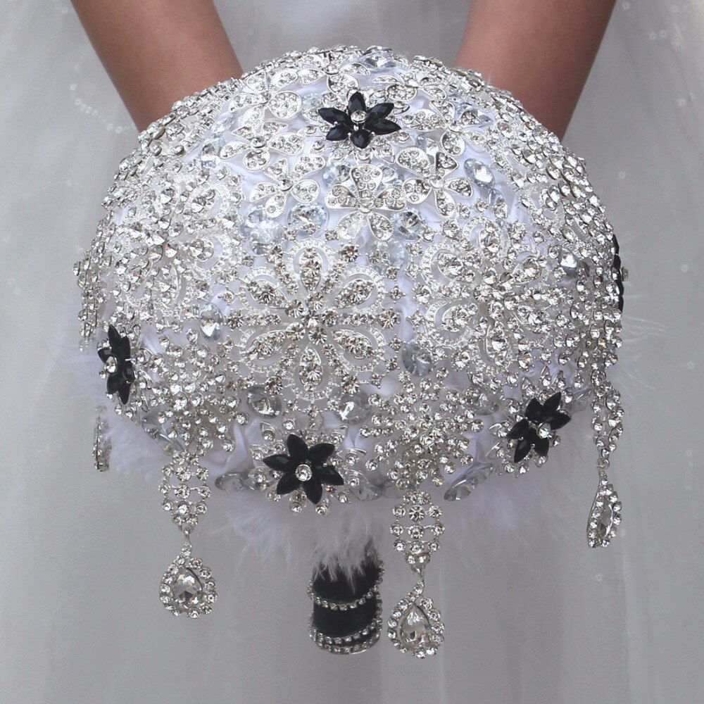 Luxury Brooch Bridal