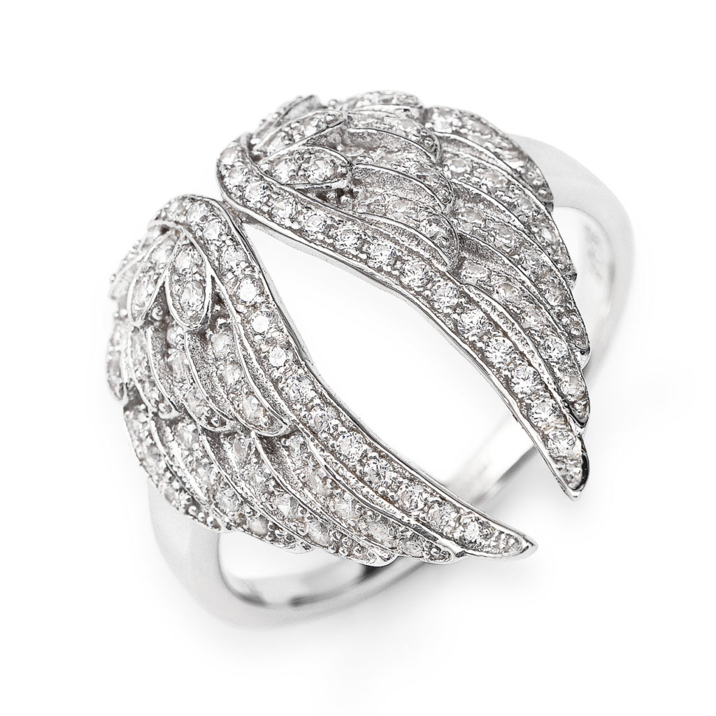 20 OTHER STYLESANGELS WING RINGS FOR WOMEN