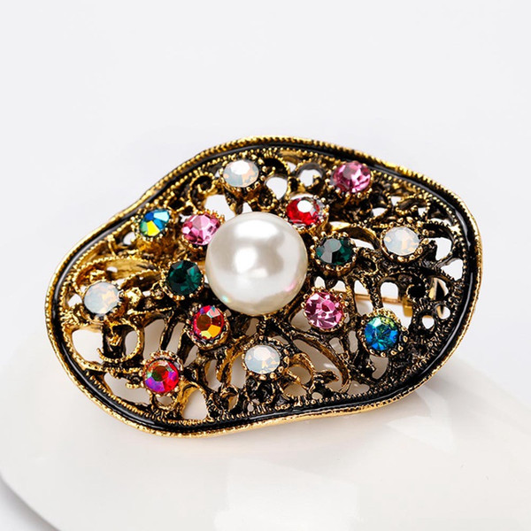 Luxury Vintage Brooch