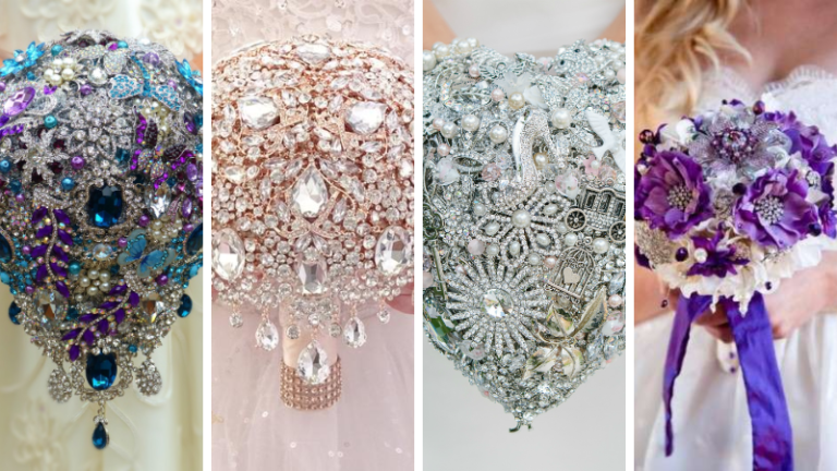 Haw To Make The Best Of Brooch Bouquet In 5 Wayss