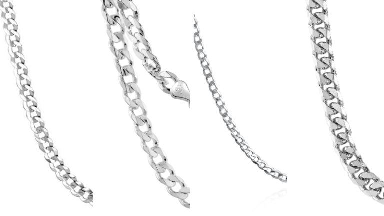 Top Bestselling Silver Cuban Link Chain