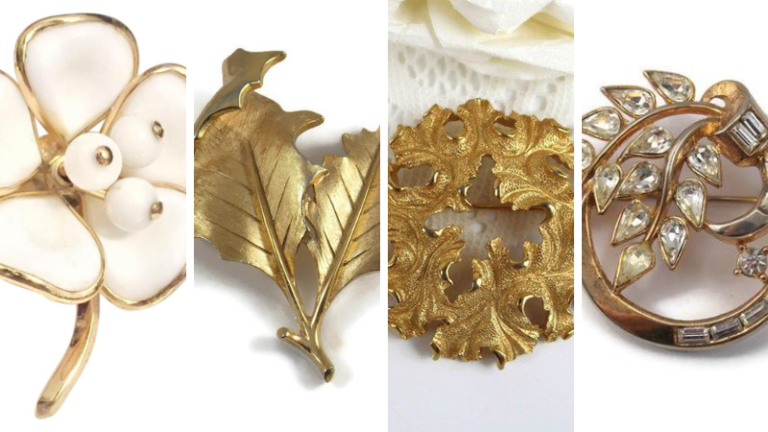 Discovering Top Most Beautiful Trifari Brooches