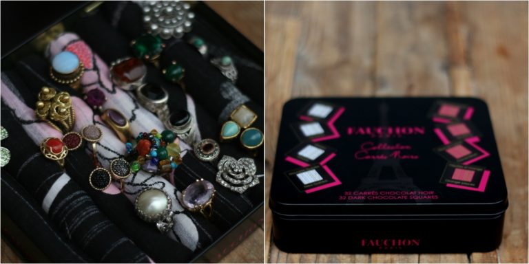 DIY: How to make a ring jewelry box