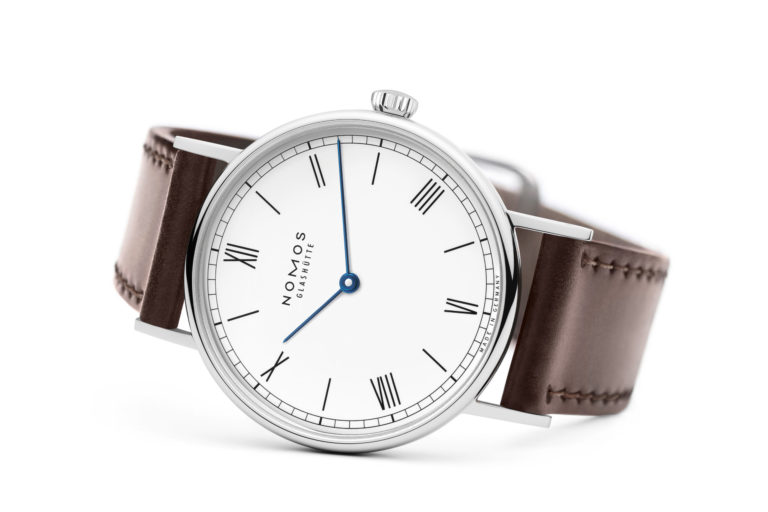 NOMOS Glashütte presents two new versions of the classic Ludwig